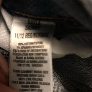 Aeropostale Jeans - Light wash jean patch style jeans